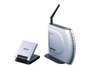 J-COMで無線LAN