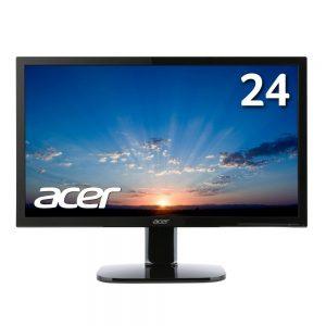 acer24インチ液晶モニター