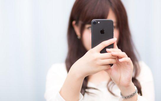スマートフォンでブログを書く